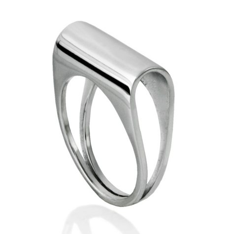 MCK By Mackech Ring in Sterling Silver