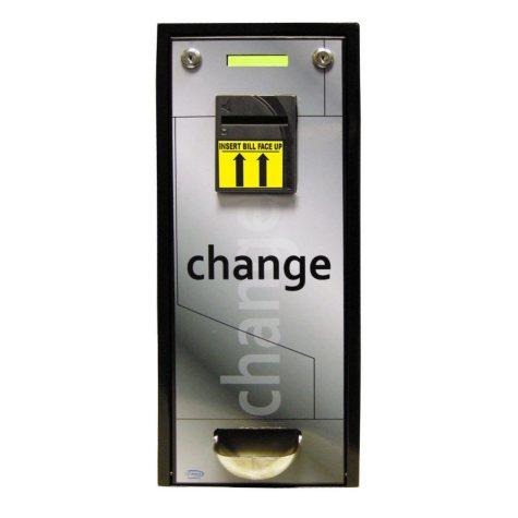 $250 Capacity Compact Coin Changer