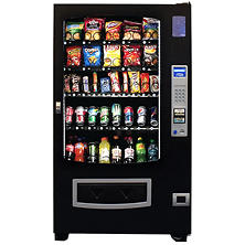 Seaga Dual Zone Commerical Refrigerated Combo Vending Machine