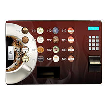 Seaga Single-Serve Countertop Coffee Capsule Station