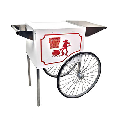 Kettle Korn Medium Popcorn Cart