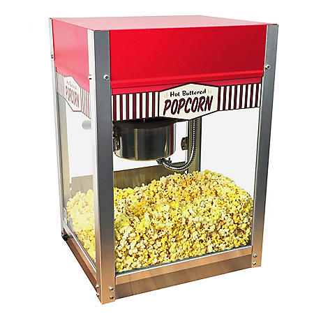 Paragon Vintage Pop Popcorn Machine (Various Sizes)