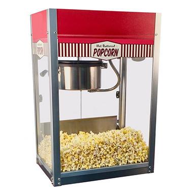 Paragon Vintage Pop Popcorn Machine (8oz)