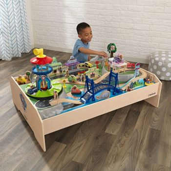 Kid Kraft Paw Patrol Adventure Bay Play Table