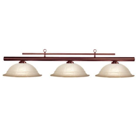 Glass Billiard Light - 60""