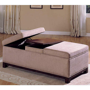 Modern Storage Coffee Table Ottoman & Modern Storage Coffee Table Ottoman - Samu0027s Club