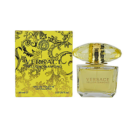 Yellow Diamond by Versace - 3.0 oz. EDT