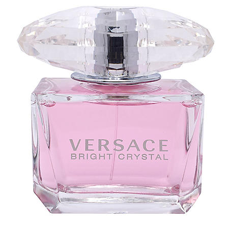 Bright Crystal Eau de Toilette by Versace - 3.0 oz.