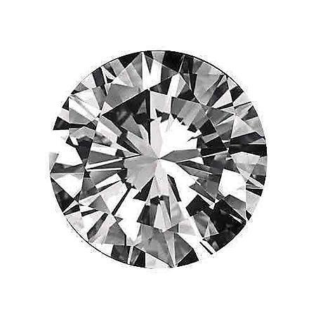 0.32 ct. Round-Cut Loose Diamond (F, VVS1)