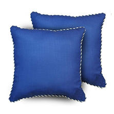 "20"" Toss Pillows in Assorted Fabrics, 2 Pack"