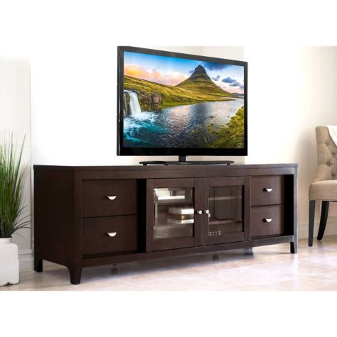 """Belmont 72"""" TV Stand Media Console"""