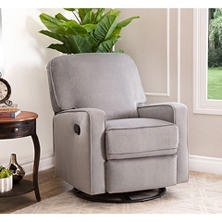 Jackson Swivel Glider Recliner (Choose your Color)