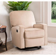 Jackson Swivel Glider Recliner (Choose Color)