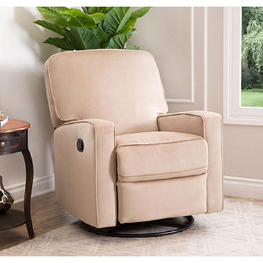 jackson swivel glider recliner choose your color