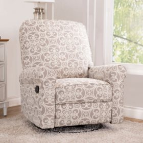 Porter Swivel Glider Recliner (Assorted Colors)