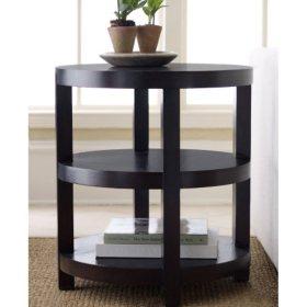 Parkins Wood End Table