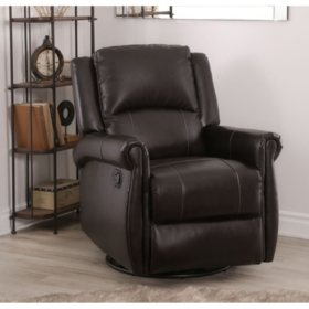 Lambert Swivel Glider Recliner