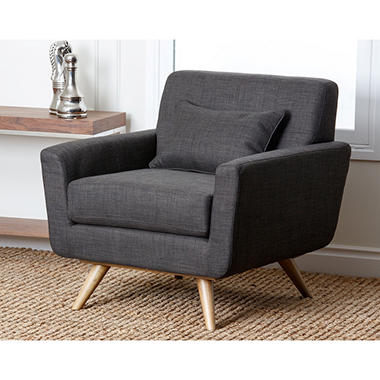 Porter Tufted Armchair (Assorted Colors)