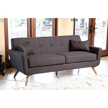 porter tufted sofa assorted colors