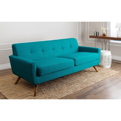 Porter Tufted Sofa (Assorted Colors)