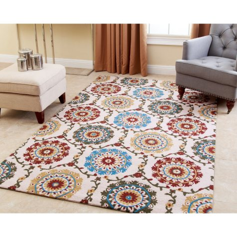 Casey Wool Rug (Assorted Sizes)