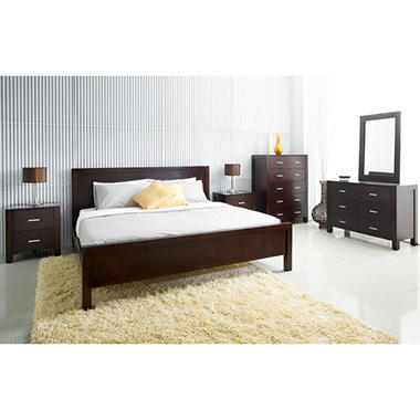 Hunington Bedroom Set (Assorted Sizes) - Sam\'s Club