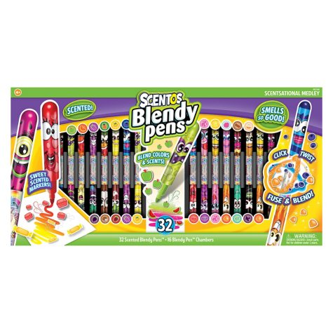 Scentos Scentsational Medley Blendy Pens