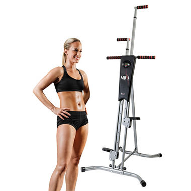 MaxiClimber Full Body Workout, Vertical Climber
