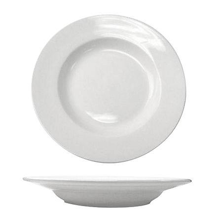"""12"""" Dover Pasta Bowl - Porcelain White - 12 pk."""