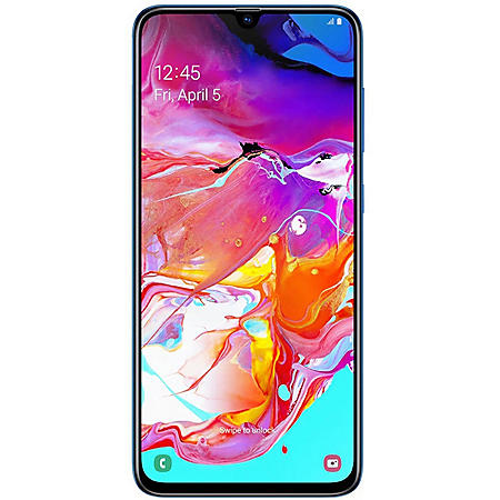 Samsung A70 128GB Unlocked Phone (Choose Color)