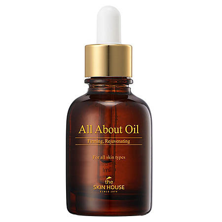The Skin House All About Oil