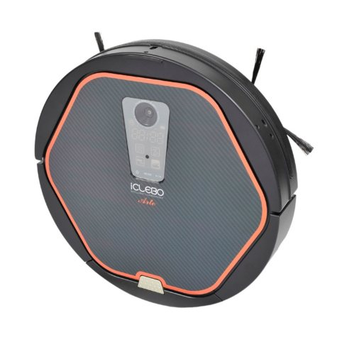 iClebo ARTE Robotic Vacuum Cleaning Robot