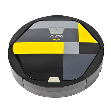 iClebo POP Robotic Vacuum Cleaning Robot