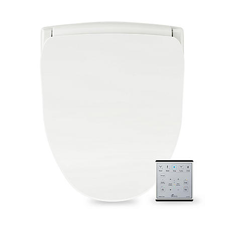 Bio Bidet Slim Two Smart Toilet Seat Elongated