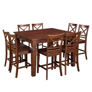 Garrison Counter Height Dining Set   9 Pc.