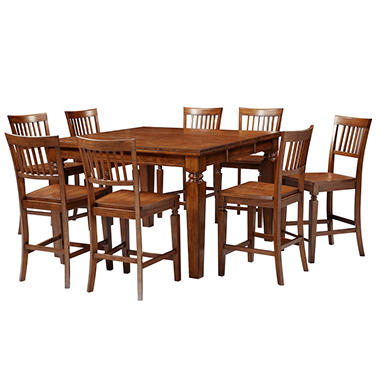 Harrison Counter Height Dining Set   9 Pc.