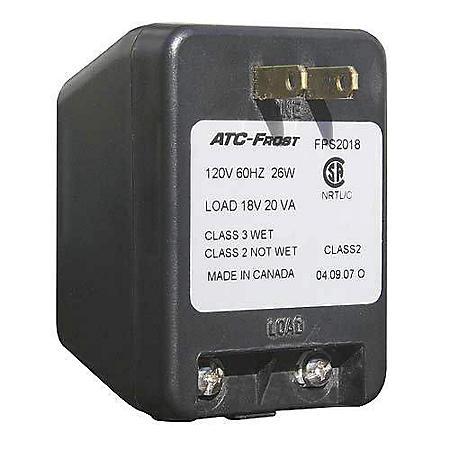 Plug-In Transformer for Edgewood Address Plaque