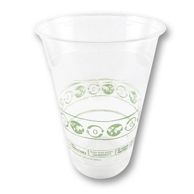 World Centric Compostable/Biodegradable Cold Drink Cups, 16 oz. (1,000 ct.)