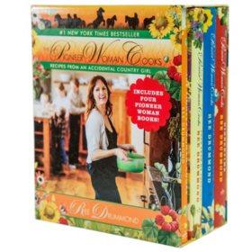 Pioneer Woman Cooks Box Set