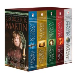 A Game of Thrones Box Set - George R.R. Martin