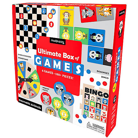 Ultimate Games Box