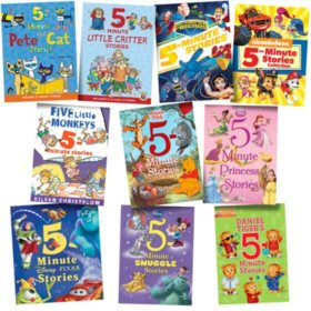 5-Minute Stories Pick 2 Bundle - Various Titles