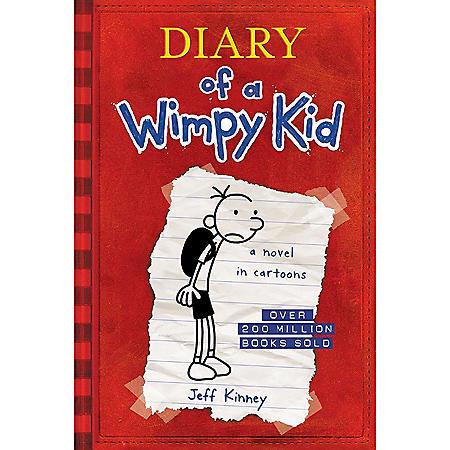 Diary of a Wimpy Kid (Diary of a Wimpy Kid #1)