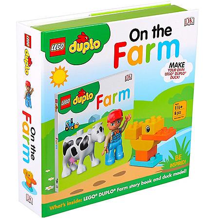 Lego Duplo on the Farm