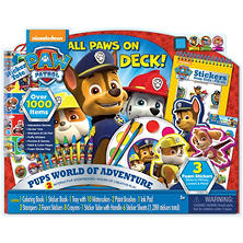 Children's Interactive Activity Collections and Stories