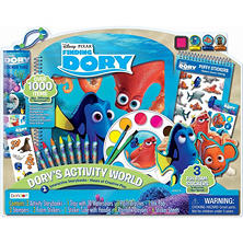 Finding Dory Maxine Activity Set