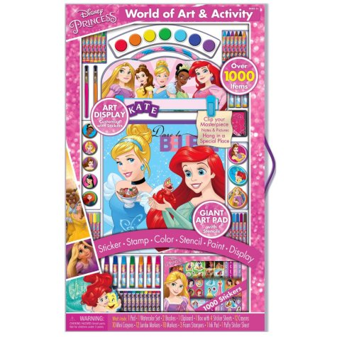 Princess Super Activity Set