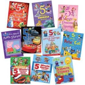 5 Minute Stories - Various Titles