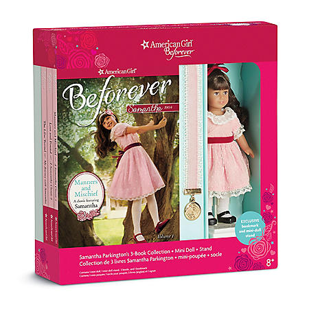 Beforever American Girl - Samantha Box Set