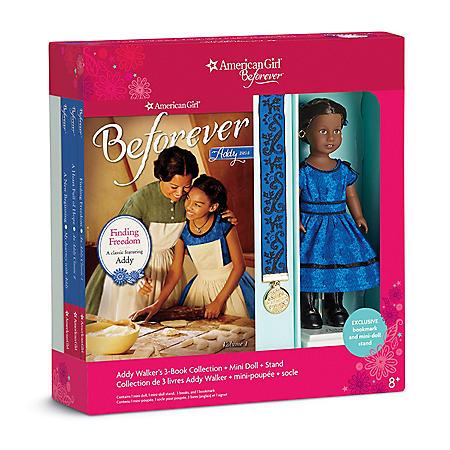 American Girl®: Mini Doll & Book Sets - Various